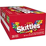 Skittles Original, 2.17-Ounce Packages (Pack of 36)