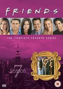 Friends: Complete Season 7 - New Edition [DVD] [1995]