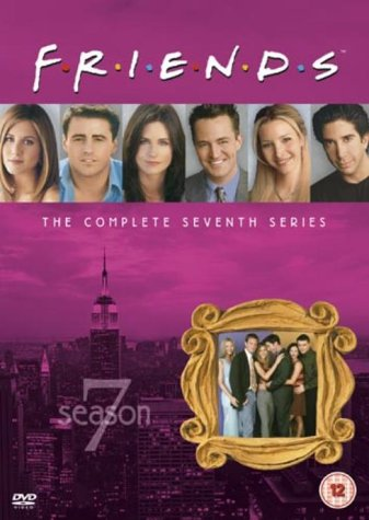 Friends: Complete Season 7 – New Edition [DVD]