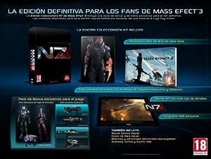 Mass Effect 3 - Ed. Coleccionista