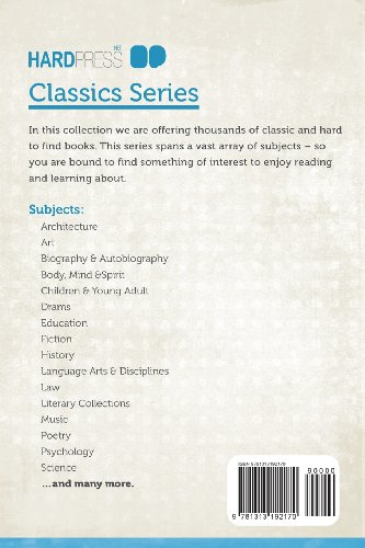 Classification of Books in the Library
