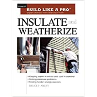 Insulation and Weatherizing book on Amazon.com