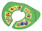 Sesame Street Framed Friends Green Folding Travel Potty Seat New Born, Baby, Child, Kid, Infant