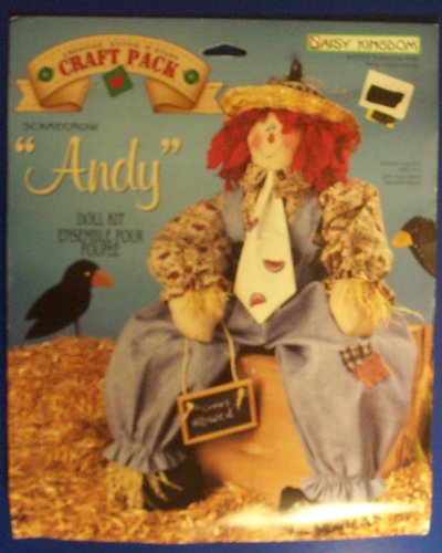 Scarecrow Kits And How To Make A Books