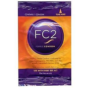 FC2 Female Condom - Quantity - 1 Female Condom