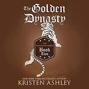 The Golden Dynasty Hörbuch