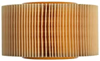Mahle Original Lx 578 Air Filter by Mahle