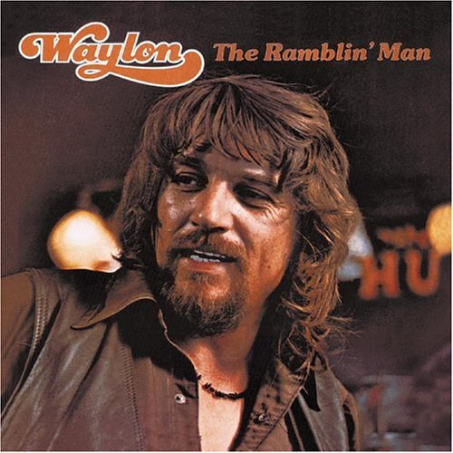 WAYLON JENNINGS - The Ramblin