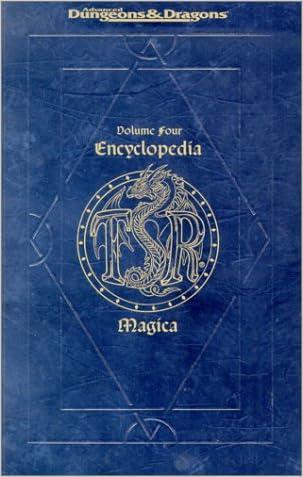 Encyclopedia Magica Volume 4: S-Z & Index Access written by Doug Stuart