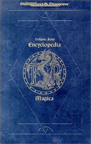 Encyclopedia Magica Volume 4: S-Z & Index Access