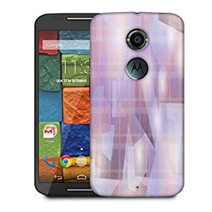 Snoogg Abstract Pattern Design Designer Protective Phone Back Case Cover For Moto X 2nd Generation