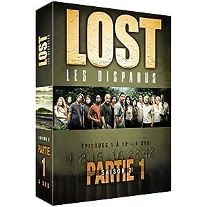 LOST : Saison 2 - Partie 1 - Coffret 4 DVD