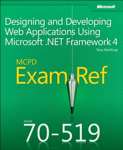 Tony Northrup - MCPD 70-519 Exam Ref