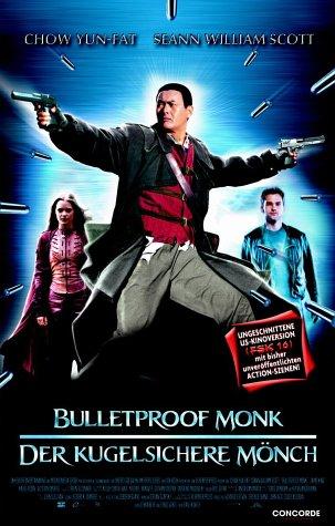 Bulletproof Monk - Der kugelsichere Mönch [VHS]