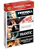 Harrison Ford Collection (Firewall / The Fugitive / Presumed Innocent / Frantic / The Mosquito Coast) (Bilingual)