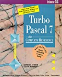 Turbo Pascal 7: The Complete Reference (0078817935) by Stephen K. O'Brien