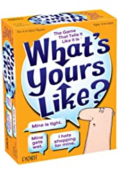 What's Yours Like? - The Game That Tells it Like it Is