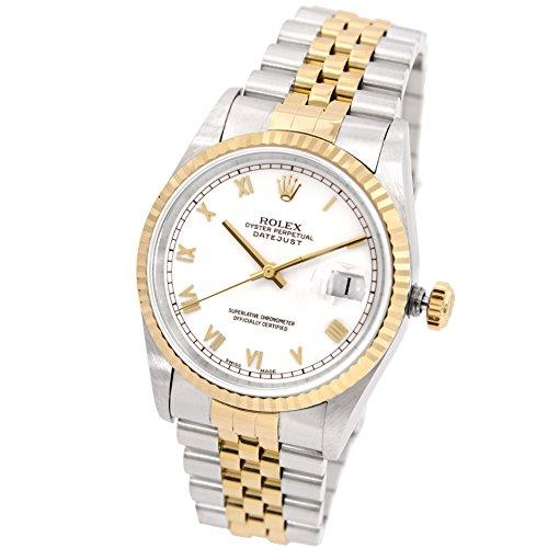 [ロレックス]ROLEX 腕時計 デイトジャスト自動巻き 16233 メンズ 中古