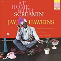 JAY HAWKINS - SCREAMIN' - AT HOME WITH CREAMING' JAY HAWKINS (VINYL) IMPORT 2012