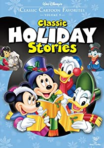 Classic Cartoon Favorites Vol 9 - Classic Holiday Stories The Small Oneplutos Christmas Treemickeys Christmas Carol from Walt Disney Home Entertainment