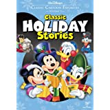 Classic Cartoon Favorites, Vol. 9 - Classic Holiday Stories (The Small One/Pluto's Christmas Tree/Mickey's Christmas Carol) ~ Sean Marshall