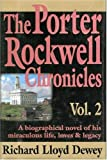 img - for The Porter Rockwell Chronicles, Vol. 2 book / textbook / text book