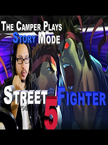 Street Fighter 5 Old Story Mode Ryu - Waiting For Cinematic Story Mode