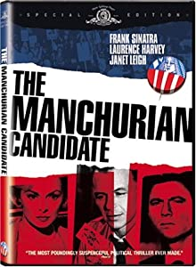 "Cover of ""The Manchurian Candidate (Speci..."