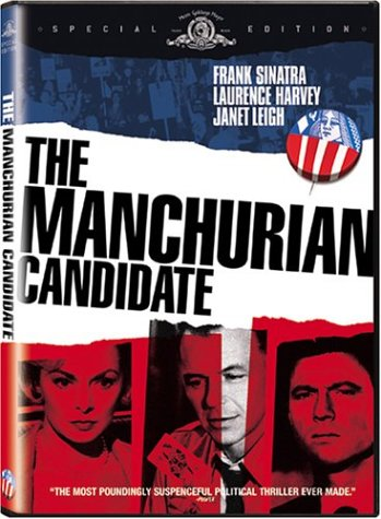 Cover art for  The Manchurian Candidate (Special Edition)