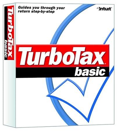 TurboTax Basic 2003