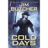 Cold Days: A Novel of the Dresden Files ~ Jim Butcher