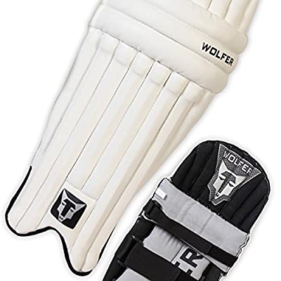 Wolfer Boys Plus Cricket Battting Pads