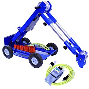 Porta-Pull Cable Tugger Master Series 8K - Cabinet And