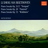 Piano Sonatas - Tempest, Pastoral, Waldstein (Zechlin) Ludwig Van Beethoven