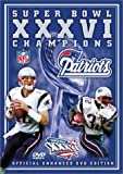 Super Bowl XXXVI - New England Patriots Championship Video at Amazon.com