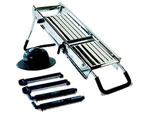 MANDOLINE SLICER 18 10 stainless steel