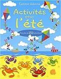 echange, troc Leonie Pratt, Katie Lovell, Collectif - Activités pour l'été