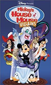 Mickey's House of Mouse - Villains [VHS] from Walt Disney Video