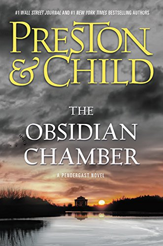 The Obsidian Chamber (Agent Pendergast series) (Central Series compare prices)