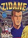 Zidane par Matz