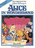 Alice in Wonderland (Piano/Vocal/Guitar Songbook)
