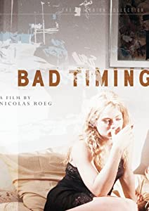 "Cover of ""Bad Timing - Criterion Collecti..."