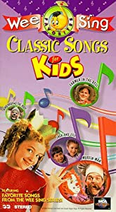 Amazon.com: Wee Sing Classic Songs for Kids [VHS]: Wee Sing: Movies & TV
