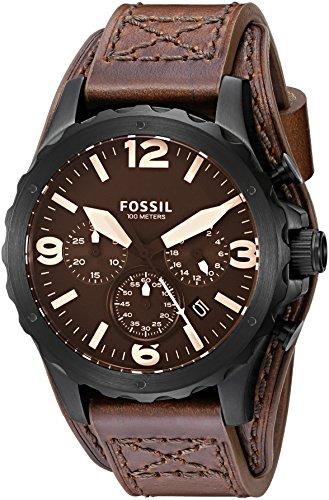 FOSSIL NATE orologi uomo JR1511