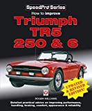 Roger Williams How to Improve Triumph TR5, 250 and 6 (Speedpro Series)