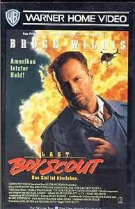 Last Boy Scout [VHS]