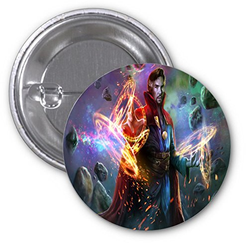 Doctor Strange 3 Inch Button