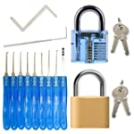 Lock Pick Set for Beginners & Profess...