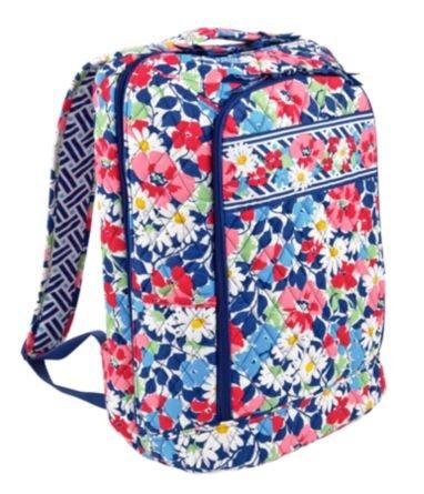 Vera Bradley Vera Bradley Laptop Backpack In Summer