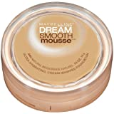 Maybelline Dream Smooth Mousse Foundation - Natural Beige - 2 pk